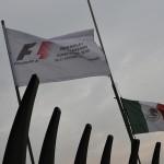 La pista lista para iniciar la Sesión de pruebas del #MexicoGP
