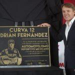 Adrián Fernández se une a la F1ESTA del FORMULA 1 GRAN PREMIO DE MÉXICO™ como embajador oficial