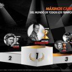 A días de que finalicen los Juegos Olímpicos, te presentamos el podio oficial de la Formula 1