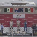 Formula 4 NACAM calentará el ambiente previo al FORMULA 1 GRAN PREMIO DE MÉXICO 2016™