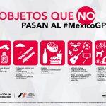 Los 10 básicos del FORMULA 1 GRAN PREMIO DE MÉXICO 2016™