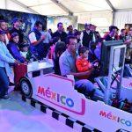 Diversión más allá de la pista en el FORMULA 1 GRAN PREMIO DE MÉXICO 2016™