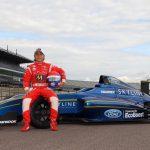 Un Fittipaldi vuelve a correr en México