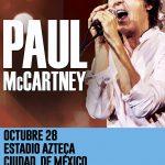 Se reencuentran el FORMULA 1 GRAN PREMIO DE MÉXICOTM y Paul McCartney 55 años después