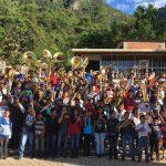 El Himno Nacional Mexicano será interpretado por la Banda de Música del CIS No. 8 de Zoogocho, Oaxaca en el FORMULA 1 GRAN PREMIO DE MÉXICO 2017™