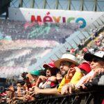 88,118 personas fueron testigos del primer día de actividades del FORMULA 1 GRAN PREMIO DE MÉXICO 2017™