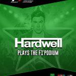 El DJ internacional de música electrónica, Hardwell, hará vibrar a la afición mexicana en el FORMULA 1 GRAN PREMIO DE MÉXICO 2017