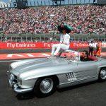 Lewis Hamilton y el sueño de un tercer podio mexicano