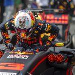 Max Verstappen, se lleva el podio del FORMULA 1 GRAN PREMIO DE MÉXICO 2017 y Hamilton se corona Campeón Mundial