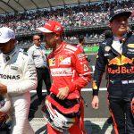 Vettel matiene su Ferrari en la competencia por el título