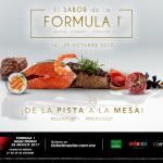 El Sabor de la Formula 1® regresa a deleitar los paladares mexicanos