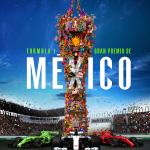 El arte del FORMULA 1 GRAN PREMIO DE MÉXICO 2018™ continúa impulsando la cultura mexicana