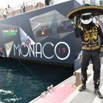 Mario Achi lleva el espíritu de la F1®ESTA a Mónaco.